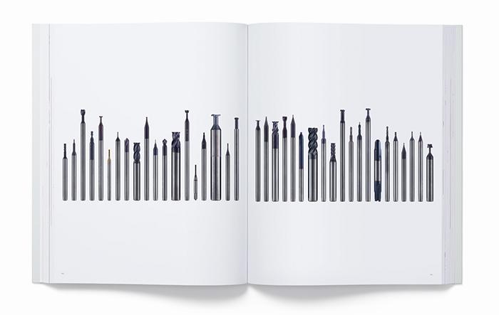 Apple libro diseño - Detalle herramientas