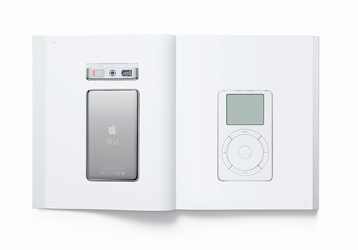 Diseño del iPod - Apple libro diseño
