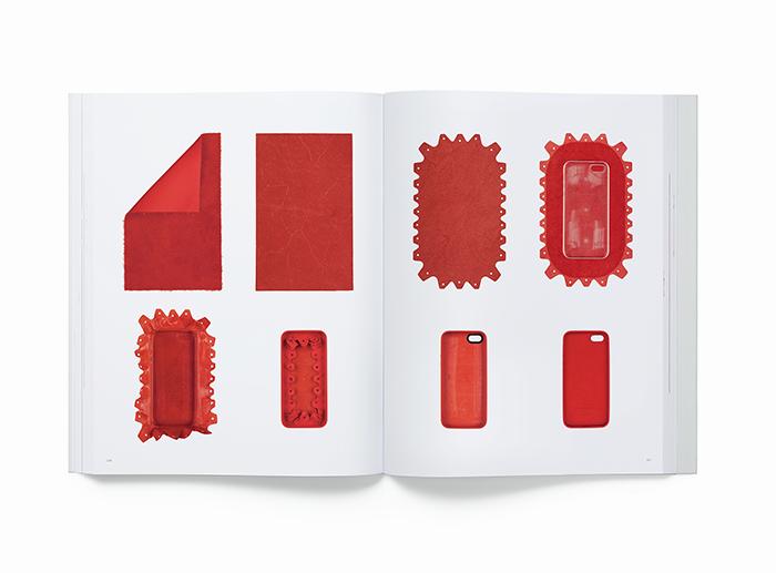 Detalle carcasa - Apple libro diseño