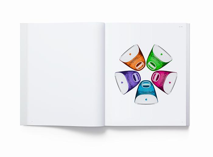 Macintosh de colores- Apple libro diseño