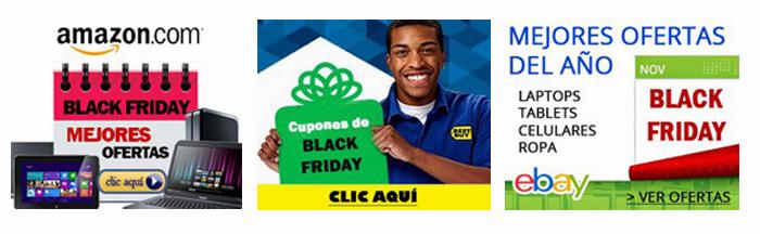 Publicidad Black Friday