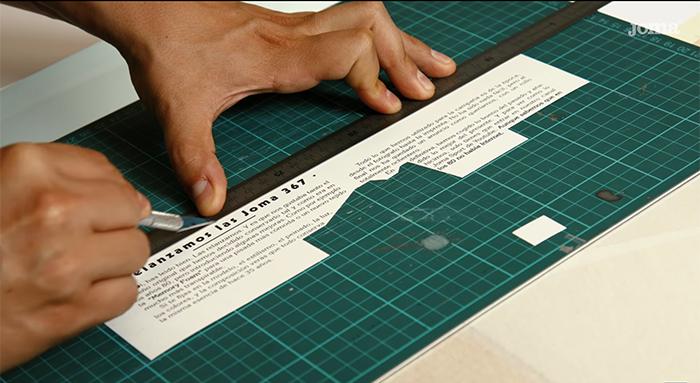 Usar las manos - anuncio Joma 80 Retro 367