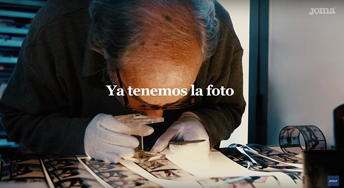 Fotografo - anuncio Joma 80 Retro 367