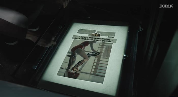 Repromaster- anuncio Joma 80 Retro 367