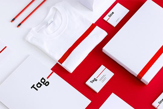 Rediseño de la marca Tag Line por Scada