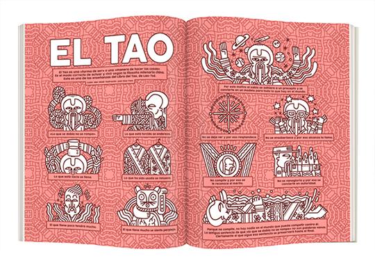 EL TAO- Infografía para Yorokobu por Juan Díaz-Faes