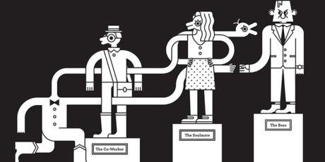 Ilustraciones para Unsubscribe, por Tomba Lobos