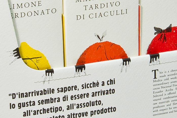 happycentro studio chocolate packaging sabadi