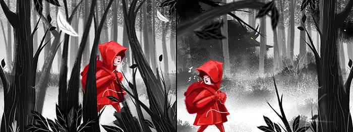 Ilustración Thiago Neumann