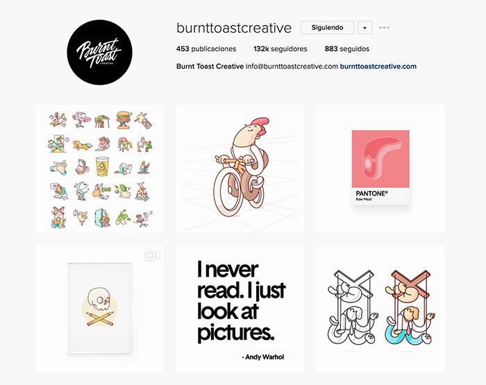 burnt-toast-creative-instagram