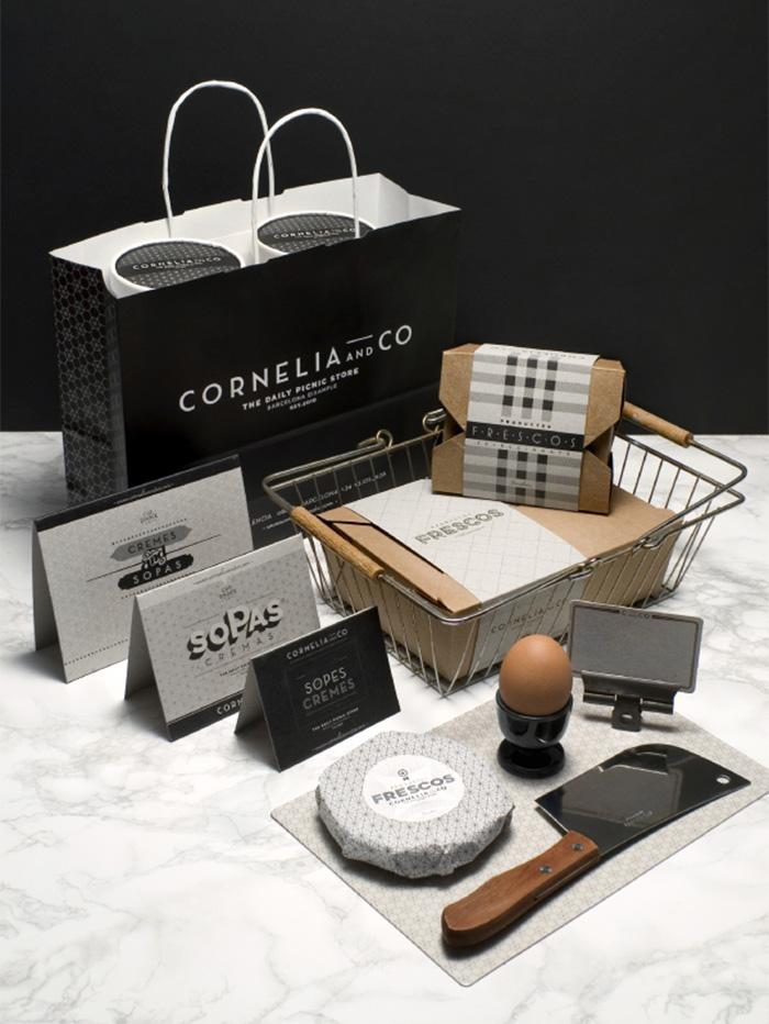 Proyecto integral de packaging para Cornelia - Oriol Gil