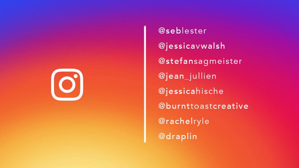 Cuentas para seguir en Instagram si lo tuyo es el diseño