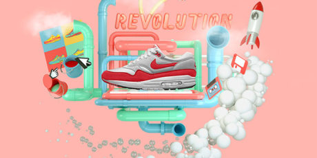 Nike Air Max Day by Machineast