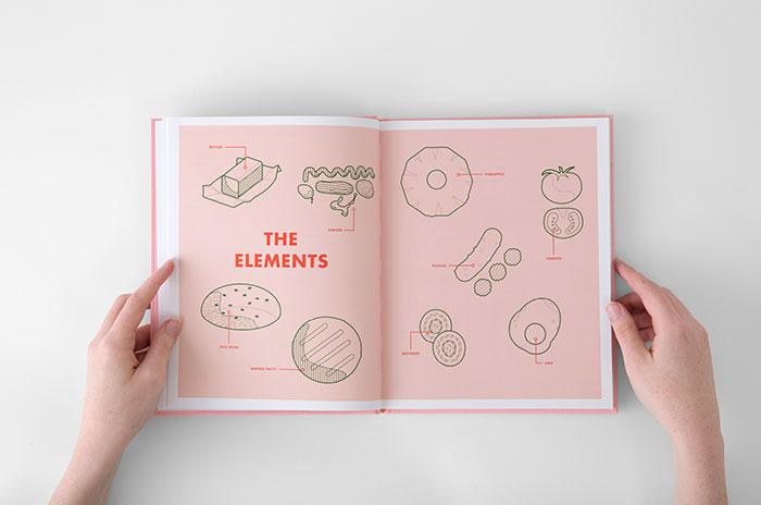 The Huxtaburger Book - recetas
