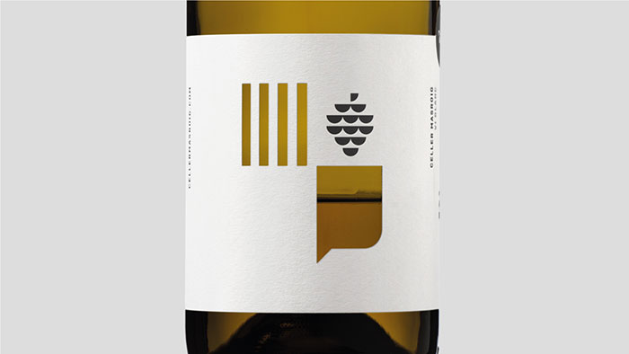 Packaging para botellas de vino Pinyeres