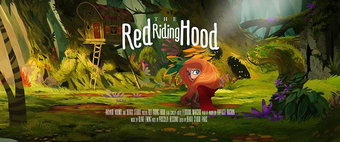 App RedStory juego caperucita roja para iOS