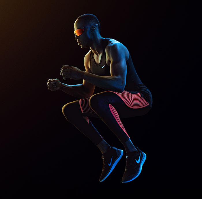 Imagen digital Nike