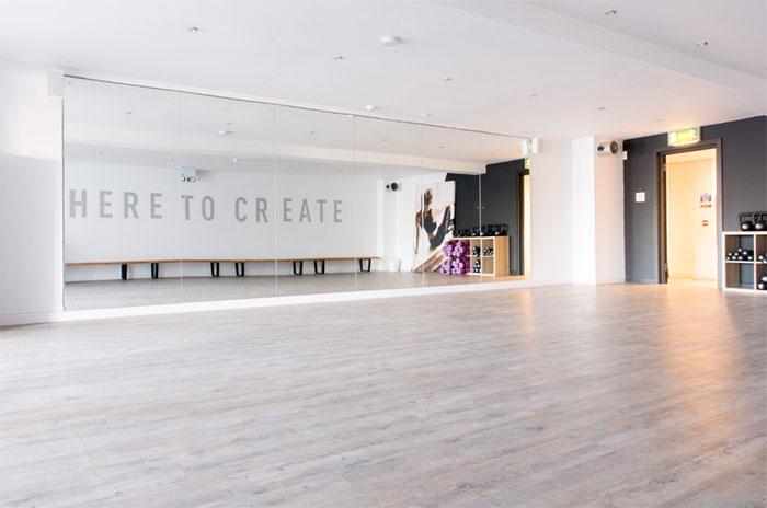 Espacio Adidas Here To Create