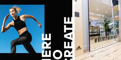 Imagen del concurso Adidas Here to Create