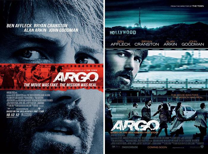 Poster de Argo