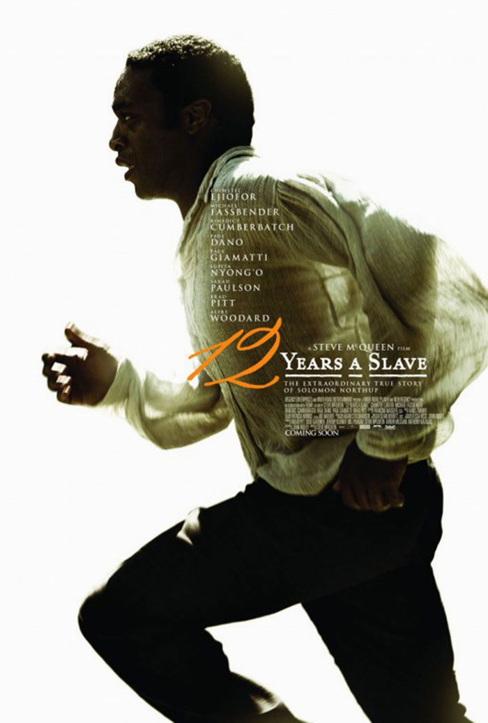 Ignition, movie poster for 12 Years a Slave