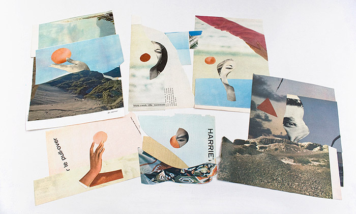 Collages de 'Viento de cara'