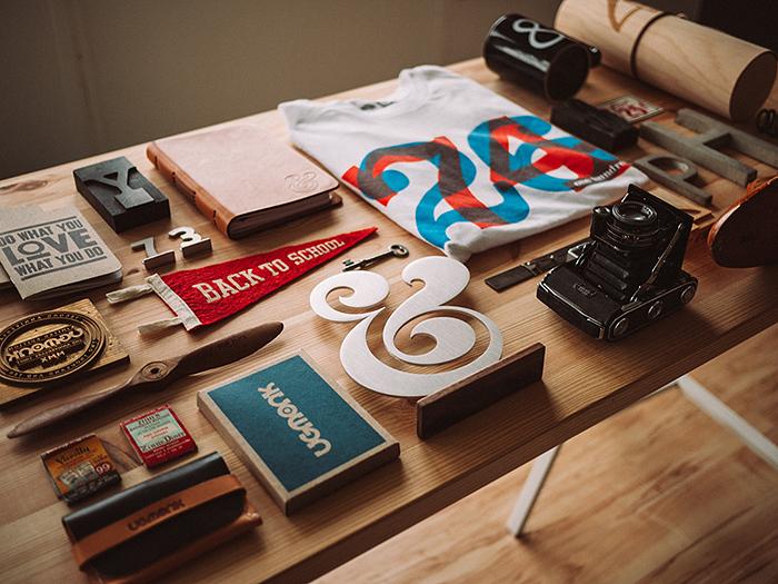 Escritorio de diseñador