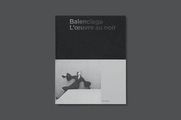 Balenciaga-L'œuvre-au-noir diseño editorial español