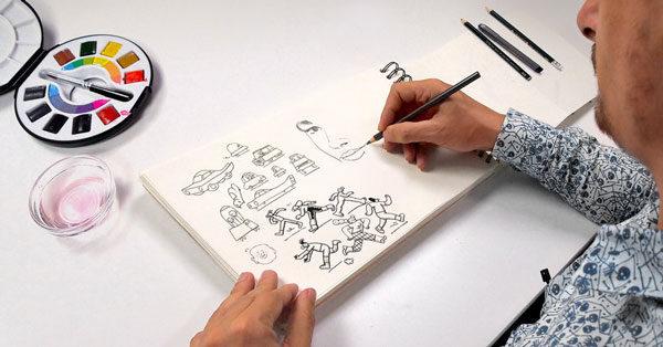 ilustrador-puño-proceso-trabajo