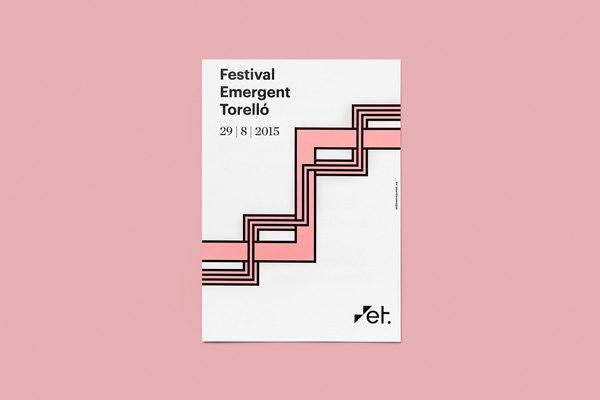 poster-diseño-rosa-festival