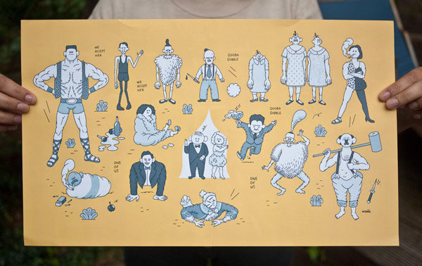 ilustrador-puño-freaks