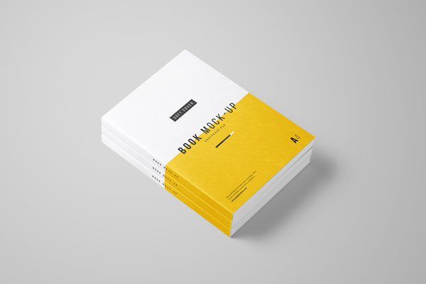mockup-free-books