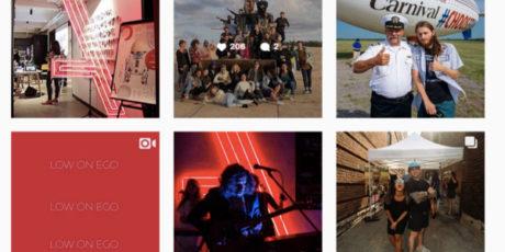 Agencias en Instagram