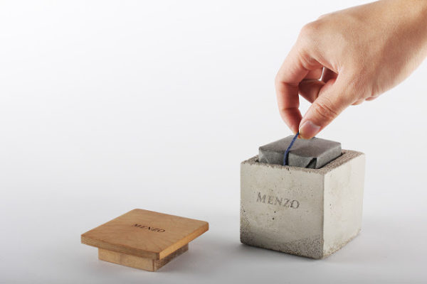 packaging en madera