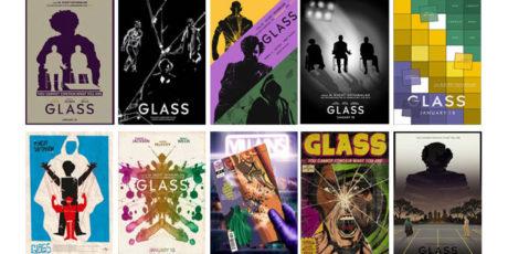 Finalistas del concurso Glass