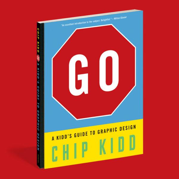 Portada del libro Go de Chip Kidd