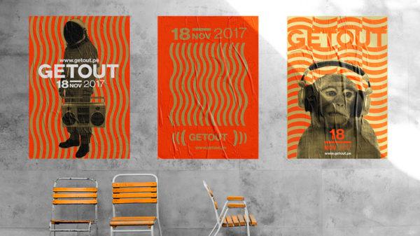 carteles de Goster para Getout