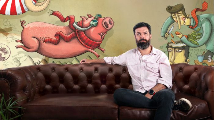 Alberto Montt Ilustrador
