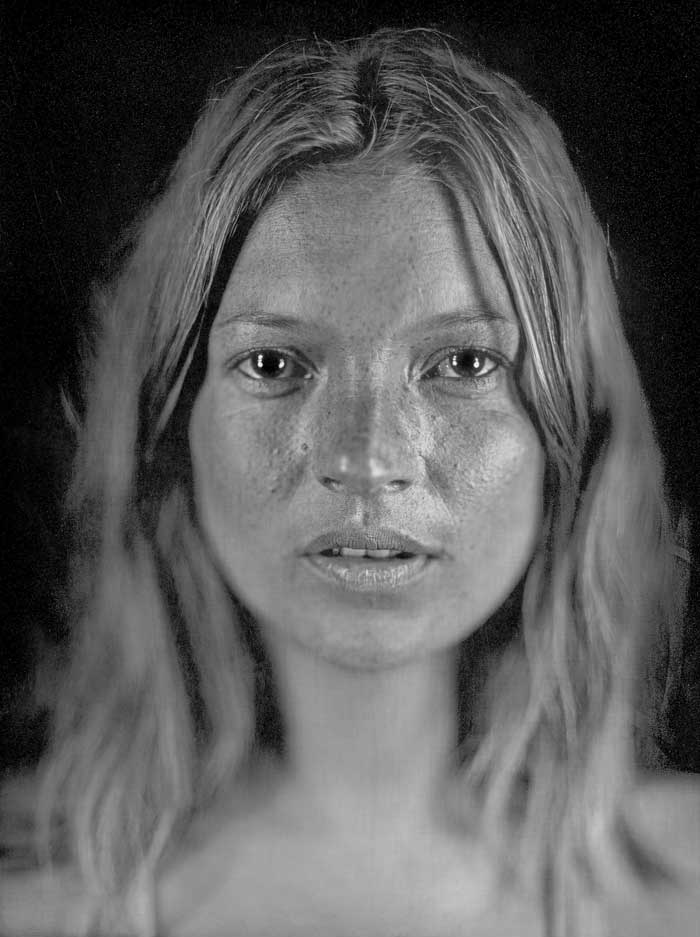 Chuck Close Fotorrealismo