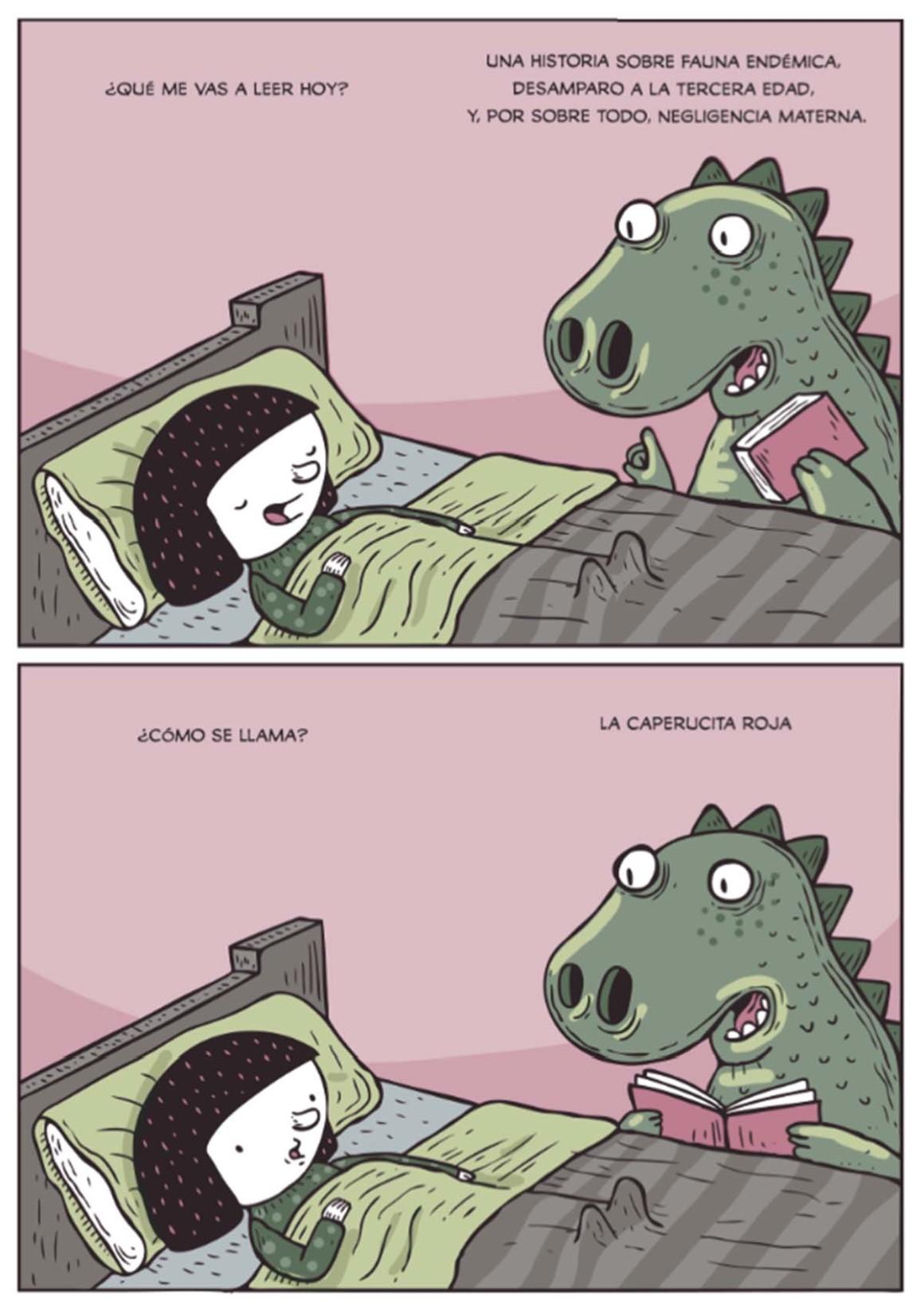 Laura y Dino de Alberto Montt