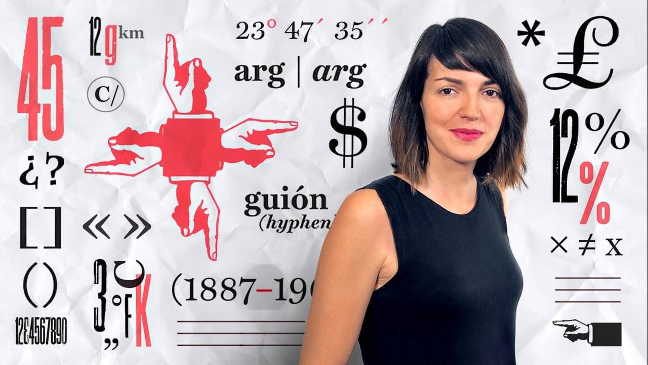 Raquel Marín Curso Ortotipografía