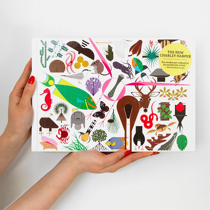 Charley Harper Animal Kingdom