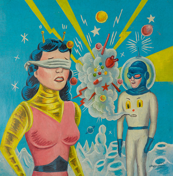 Sergio Mora ilustraciones