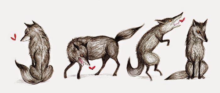 Adolfo Serra ilustración