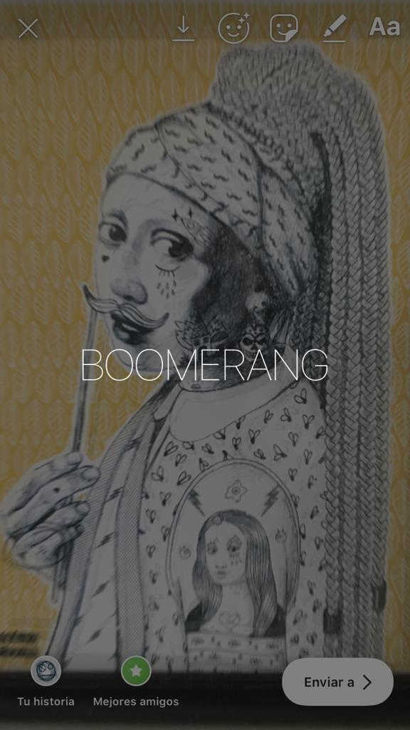 Instagram historias Live Photos Boomerang 01