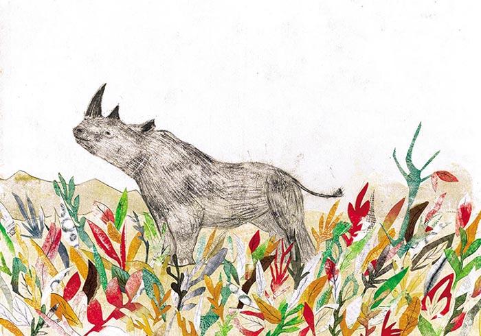 Una historia diferente Adolfo Serra ilustrador