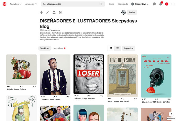 cómo conseguir seguidores en Pinterest