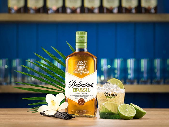 Concurso diseño packaging Ballantines