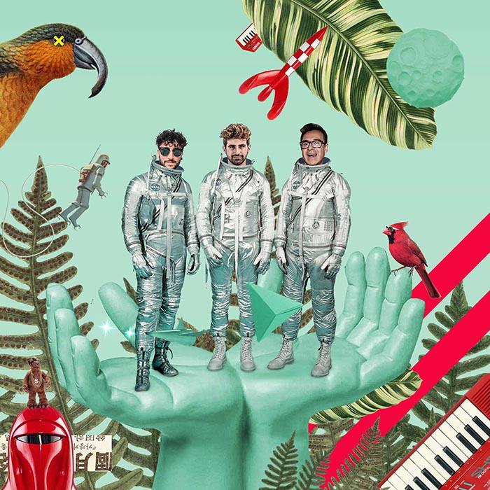 01 Gabriel Russo collage mejores artistas inspiración