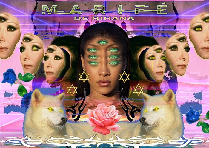 Oro Jondo collage mejores artistas inspiración